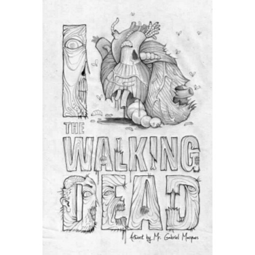 So #amazing - #thewalkingdead #walkingdead #twd #dead #zombie #art