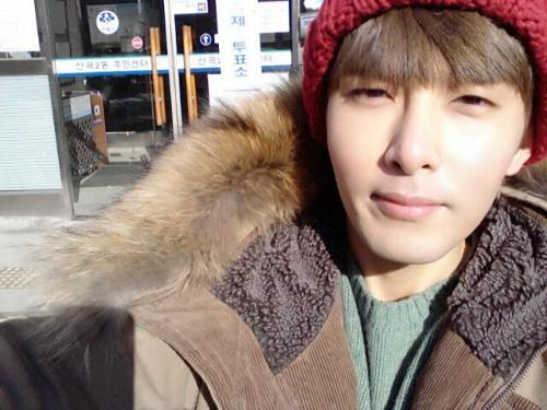 Election Day - Super Junior: Ryeowook