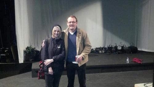 miss-minus:  I met Sean Lock. Your argument is invalid. BOOM.  What if my argument is that you are awesome and that I am very very jealous?