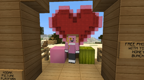 valentines picture on wpm with my true loves ♥