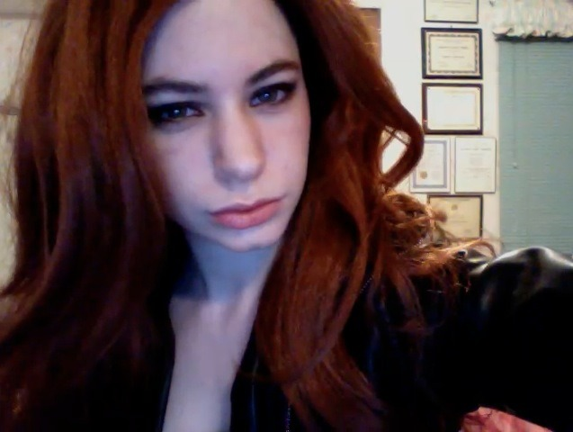 New makeup tutorial being edited/posted tomorrow, for Amy Pond's look in Asylum of the Daleks! (You can see my best angsty Model!Amy face above ^^)