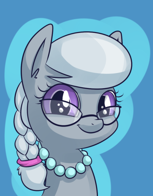handsockz:  Silver Spoon portrait for a new icon for my Silver Spoon blog.  ((On another note, it's hard to run an ask blog when you have no questions.))