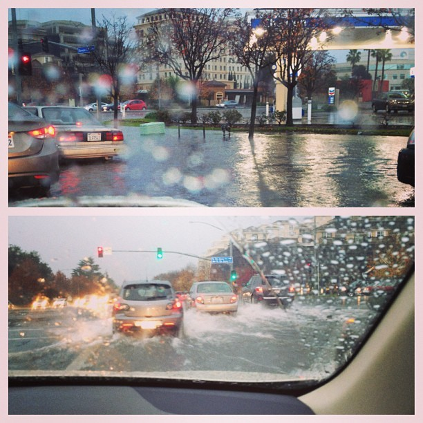 flooding in cali :o