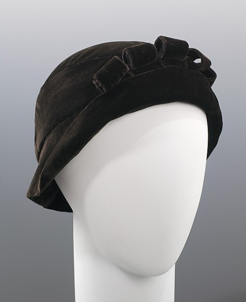 Hat Jeanne Lanvin, 1932 The Metropolitan Museum of Art