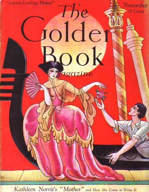 The Golden Book magazine, November 1929