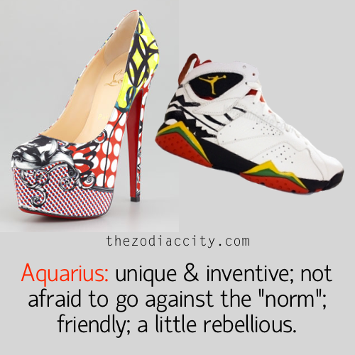 zodiaccity:  Fashion & the zodiac: Aquarius