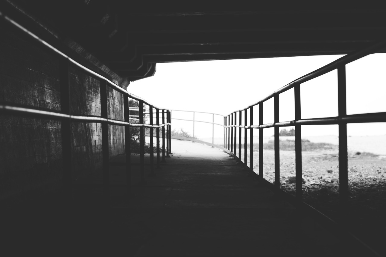 connerleephotography:  Carillo walkway Conner Lee Coughenour Photography