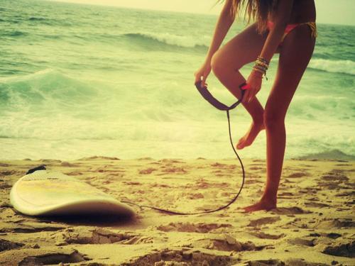 ~ #summer #surf #girl #tann