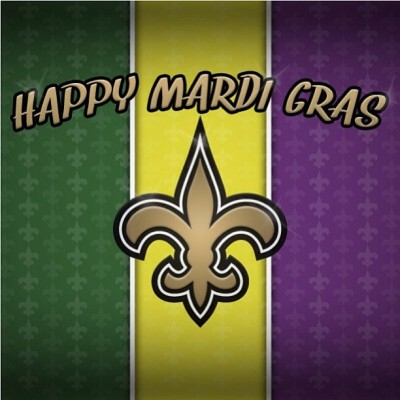 Happy #MardiGras!! Who's coming out tonight?