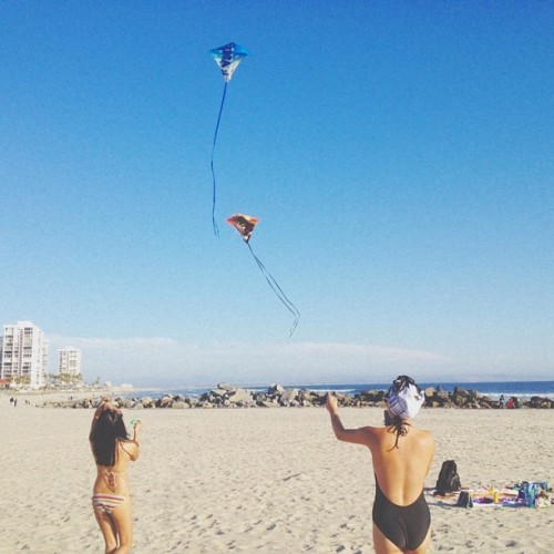Kite flying society.