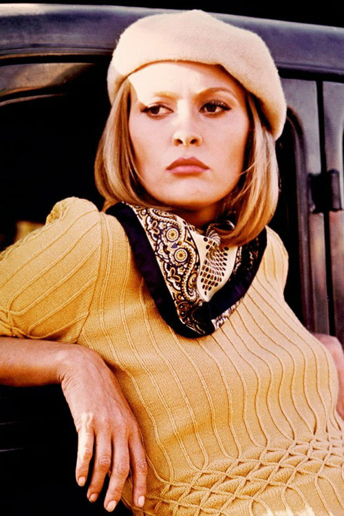 Faye Dunaway in Bonnie and Clyde (1967)