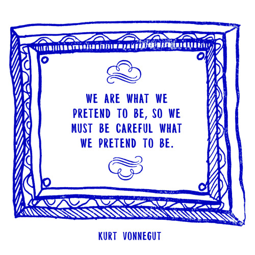 Kurt Vonnegut On Tumblr