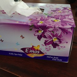 Emissions tissues, for the crying emo in your life!