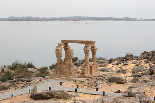 Kertassi Temple, Lake Nasser, Egypt