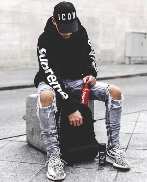 streetwear street fashion Yeezy Streetfashion Bape Kanye BapeHood Supreme Supremesale hype