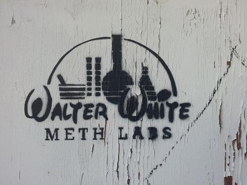 naxostrok:  Walter White Meth Labs…