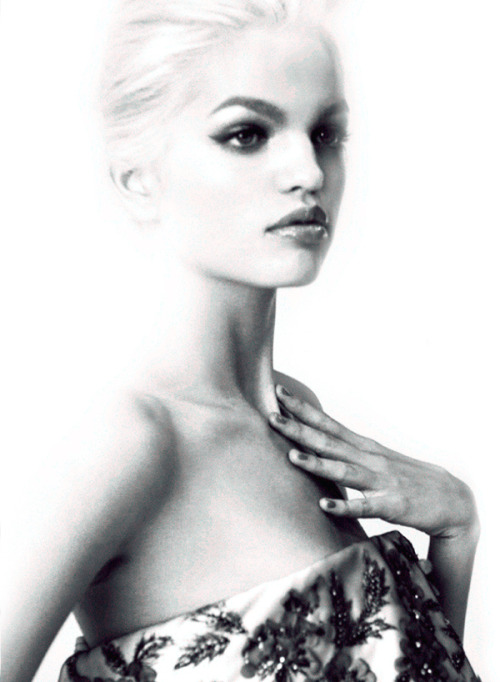 Daphne Groeneveld for Dior Addict Beauty Spring/Summer 2013