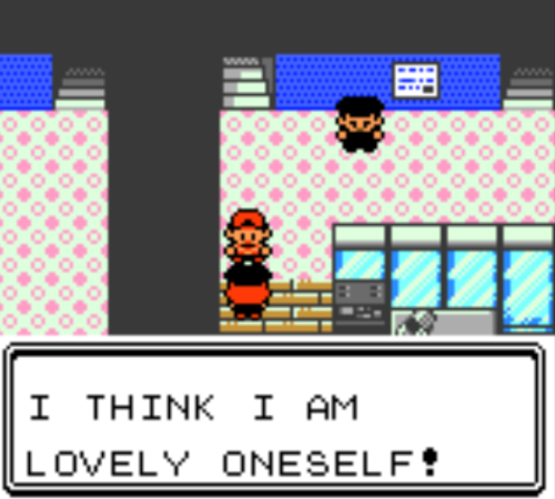 ohmygodpokemoncrystalvietnam:  i like your confidence rocket grunt  official cuteosphere cameo in pokemon crystal (❁´◡`❁)