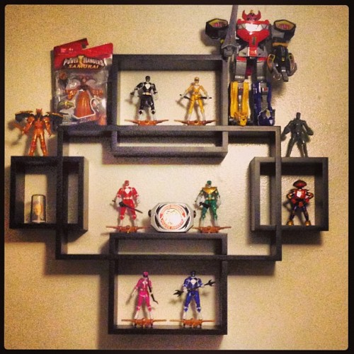 #mmpr #actionfigures #powerrangers #mightymorphinpowerrangers #awesometoys #childhoodmemories #megazord