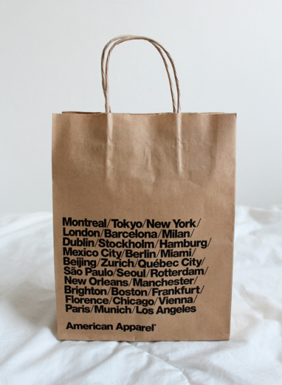 serenitised:  vero-paradiso:  x3:  american apparel  around the world with american apparel  Where's Australia? :(
