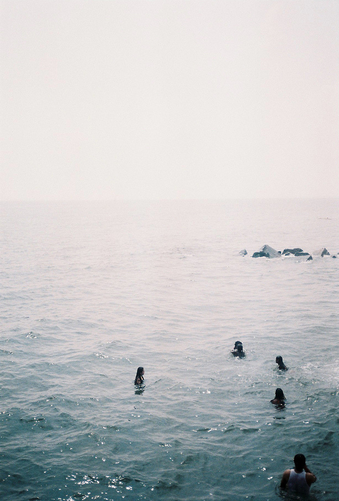 nosens:  quotesmmr:  nosens:  coney island (by sasa stucin)  ♔   no
