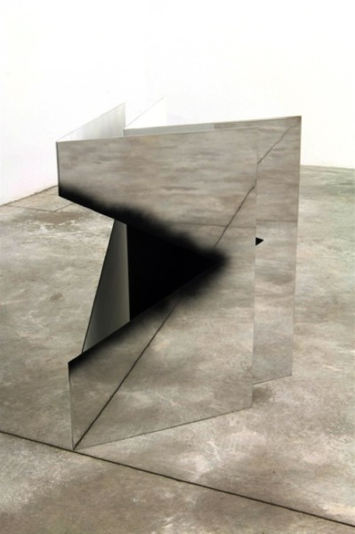 Nathan Hylden - Daydream, 2006, polished aluminium and enamel | More posts