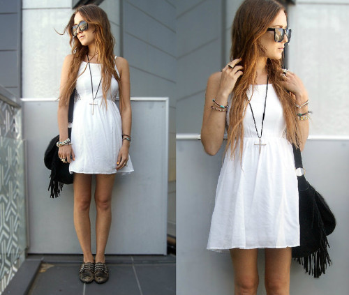 Little White Dress (by Nicola Kirkbride)