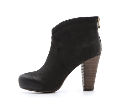I've got a sale alert on the Steven by Steve Madden Regain booties (currently $159) because they are perfect. Also available in brown.
