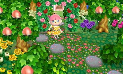 Acnl Flower Path Tumblr