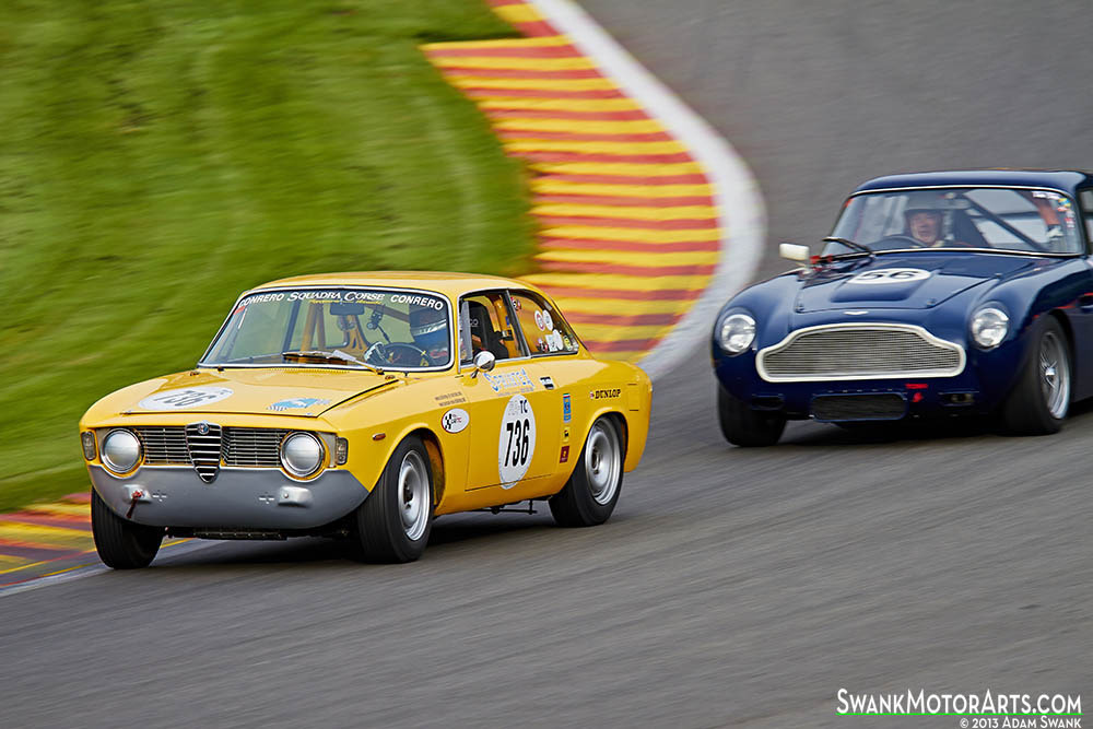 Alfa Romeo vs. Aston Martin By autoidiodyssey, flickr.com