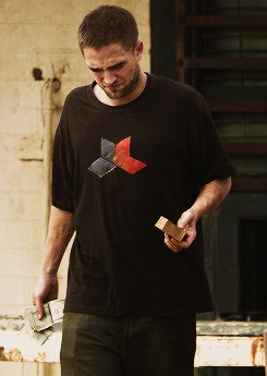 The Rover set