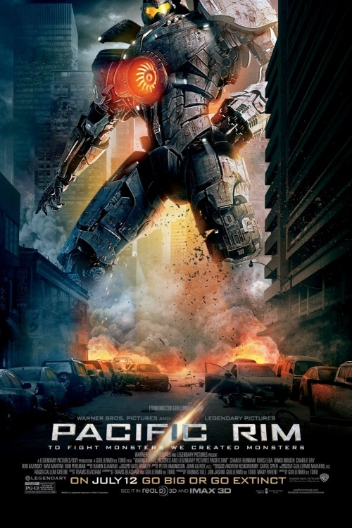New Poster: 'Pacific Rim' | IMP