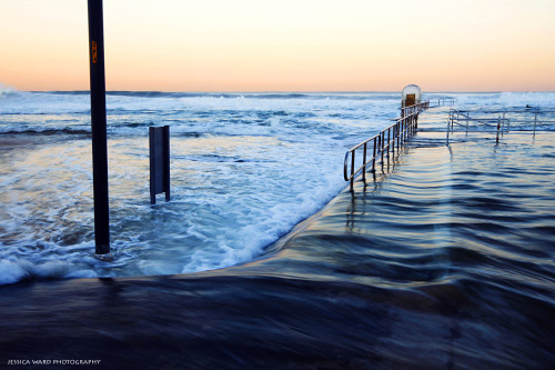 Merewether baths http://www.facebook.com/jessicawardphotography