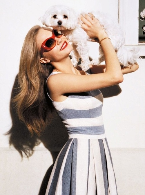 leahcultice:  Cara Delevingne for Miss Vogue June 2013