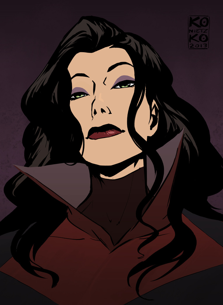 ASAMI It has been too long since I drew something for this blog.