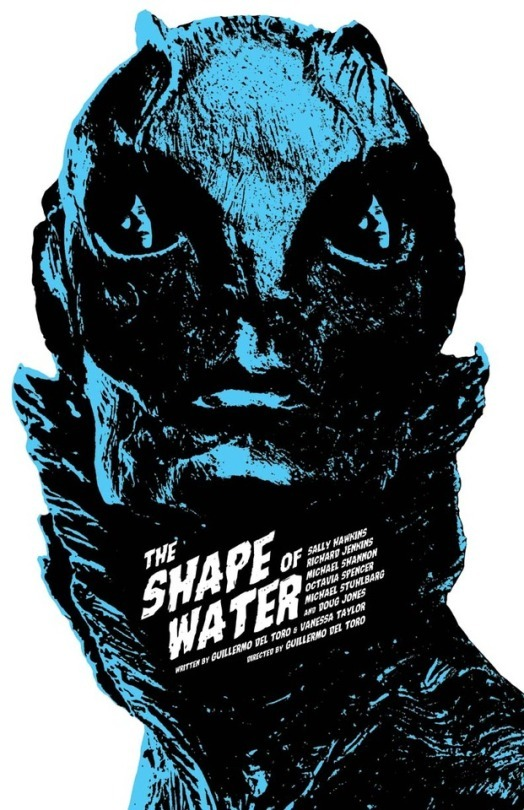 The Shape of Water by Michael Sapienza