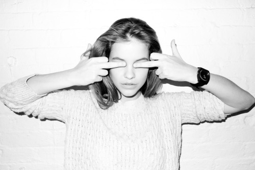 terrysdiary:  Barbara Palvin at my studio #5