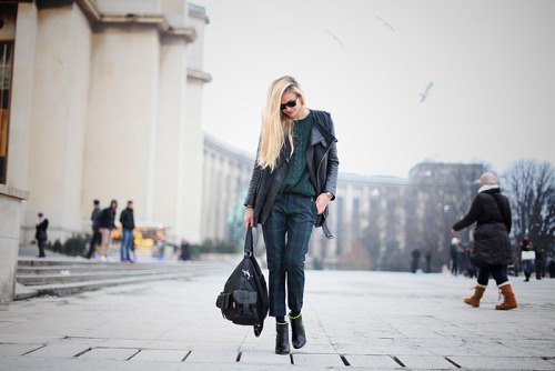 Run away to Paris today with Anne-Laure of Adenorah and see how blogging has opened up her eyes to a whole new world.