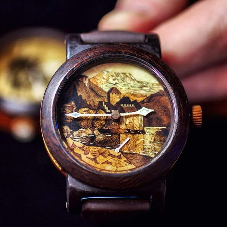 Image result for wooden watches