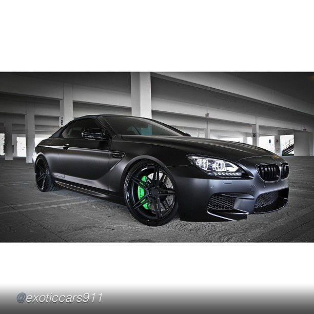"""@exoticcars911 """"#luxurylife #amazingcars247 #fastcars #carinstagram #bmw #m6 #sickcars #sportcar #exoticcars00 #exoticcars #carsdaily #instacars #black #carporn #carswithoutlimit #bimmerhype"""