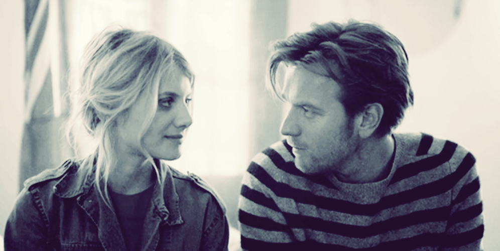 ukstars:  Mélanie Laurent and Ewan McGregor  - Beginners (2010)
