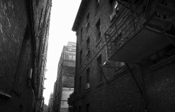 seattle: alley