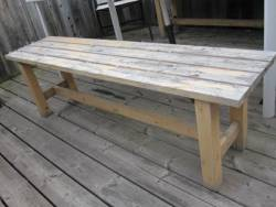 Extra BBQ seating just in time for the long weekend. $25