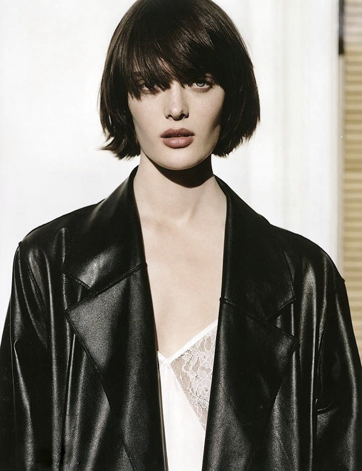 Sam Rollinson photographed by Alasdair McLellan for Self Service #39 Fall/Winter 2013.