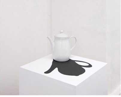 Hans-Peter Feldmann, Teapot with shadow. We are excited for the opening of Cinematic Moments curated by Kadist Curatorial Fellow, A. Will Brown on Friday, March 1, at the Wattis Institute in San Francisco. It is the first exhibition in an annual exhibition series titled The Order of Things, which draws from the Kadist Collection.  Cinematic Moments aims to break down the structure and production of cinema—specifically film, an important facet of California culture—into stages that are normally obscured. The exhibition will feature works by Mauricio Ancalmo, Erick Beltrán, David Berezin, Yoan Capote, Abraham Cruzvillegas, Nathaniel Dorsky, Haris Epaminonda, Hans-Peter Feldmann, Charles Gaines, Ryan Gander, Loris Gréaud, Jiří Kovanda, Benoît Maire, Koki Tanaka, Ian Wallace, and Haegue Yang. The exhibition will be on view through March 30.