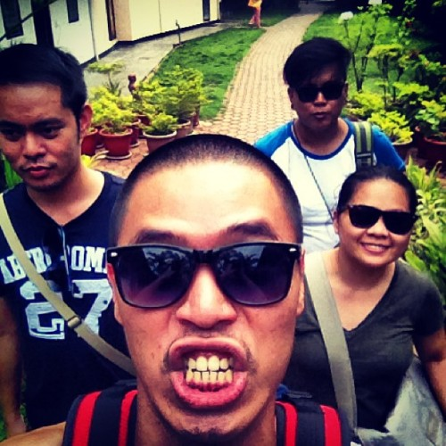 First Batch @wvinci @marywithnolamb @nyleth024  (at Residencia Boracay)