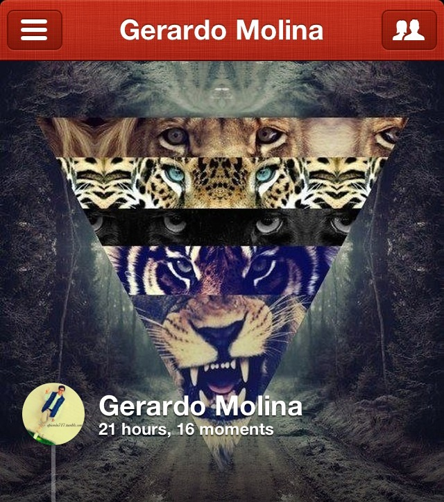 Add me on Path