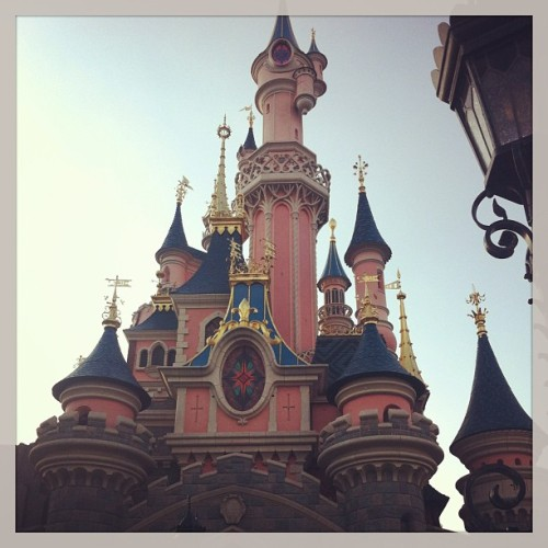 #castle #disneylandparis