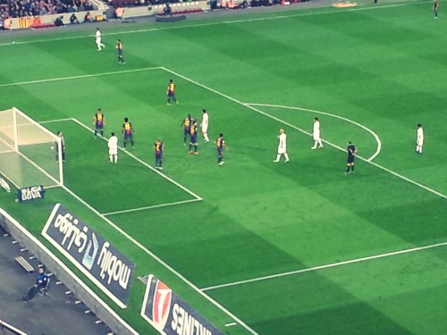 el dia d'Abidal at Estadi Camp Nou by La Marquesa on EyeEm