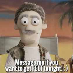 logotv:  REBLOG and see who responds. ; ) Tonight is the premiere of Felt on Logo after the finale of RuPaul's Drag Race!